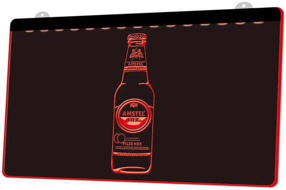 Amstel Acrylic LED Sign