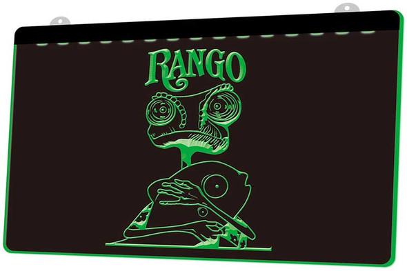 Rango Acrylic LED Sign