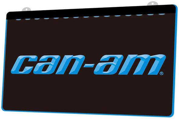 Can-Am Acrylic LED Sign