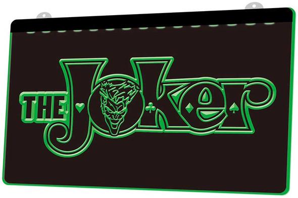 The Joker Acrylic LED Sign