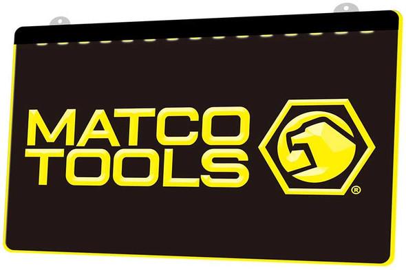 Matco Tools Acrylic LED Sign