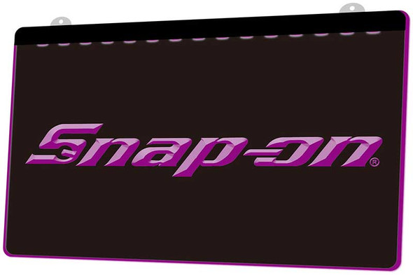 Snap On Acrylic LED Sign