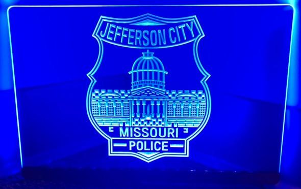 Law Enforcement Badge or Patch Sign