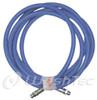 High Pressure Wire Braid Hose - Blue (18ft)