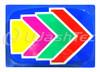 4 Arrow Sign (AquaJet GT)