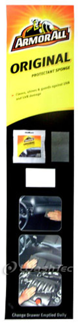 Armor All Protectant Packet Decal - FREE **OUT OF STOCK**