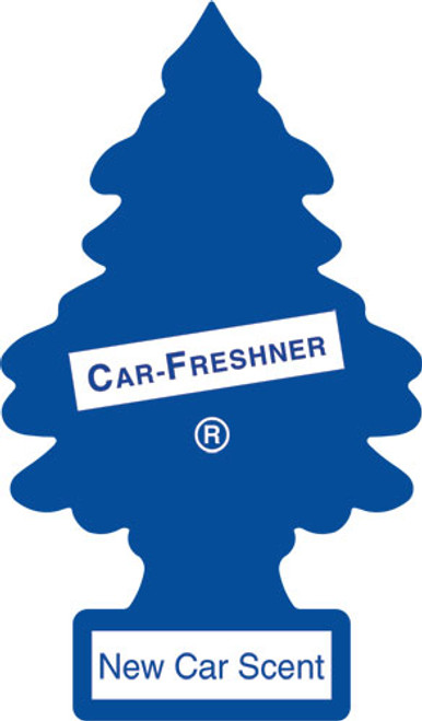 Little Trees - New Car (Box of 72) **Please do not add product to cart if you do not have a Little Tree vending machine. Order will be declined**