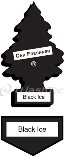 Little Trees - Black Ice Decal Overlay - FREE