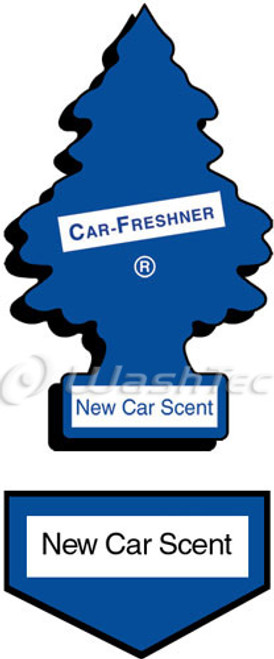 Little Trees - New Car Decal Overlay - FREE
