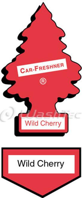 Little Trees - Wild Cherry Decal Overlay - FREE