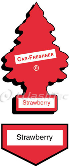 Little Trees - Strawberry Decal Overlay - FREE