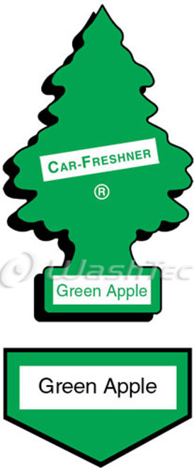 Little Trees - Green Apple Decal Overlay - FREE