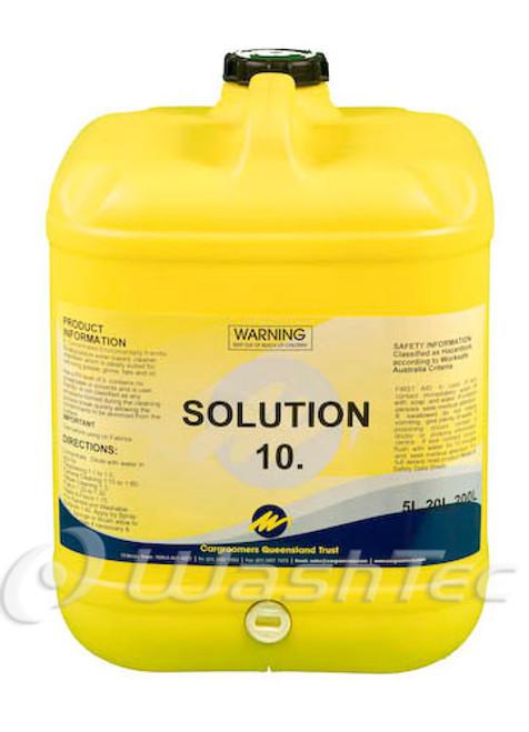 Solution 10, Pre-Soak (20L)