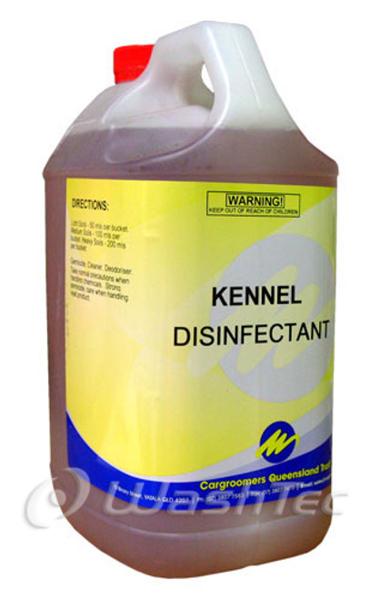 Dog Wash Disinfectant