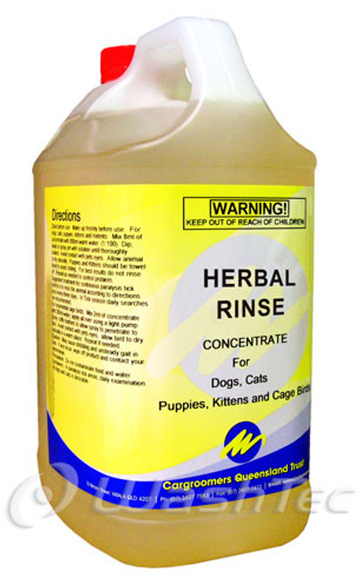 Dog Wash Herbal Rinse