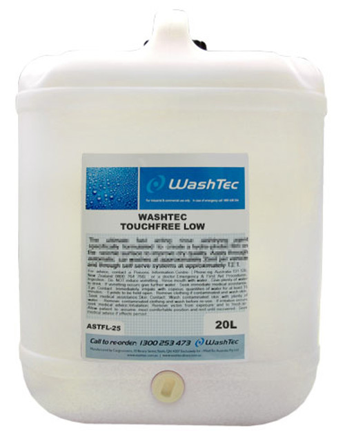 WashTec Touch Free Low - Liquid Fall Out Remover