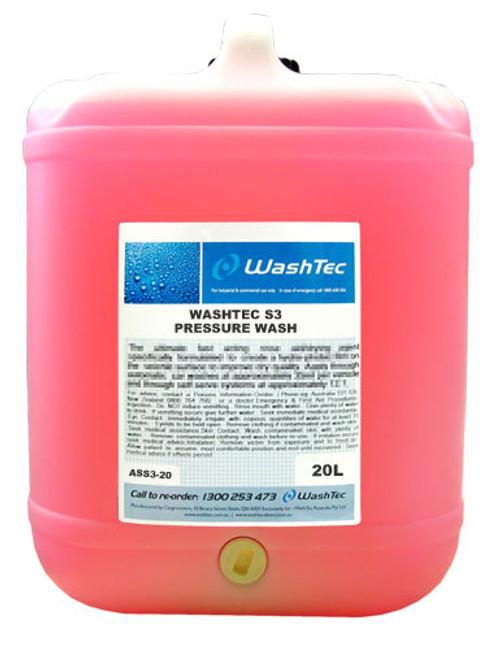 WashTec S3 Pressure Wash