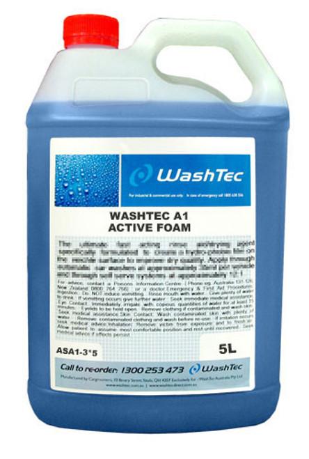 WashTec A1: Active Foam (3 x 5L)