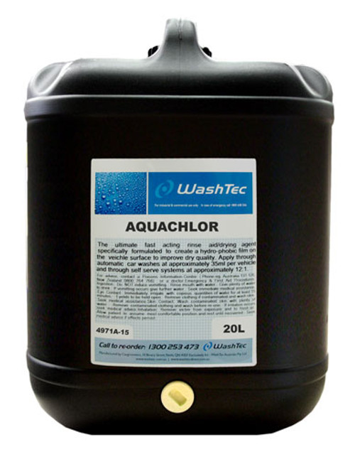 WashTec Chlorine, 20L (Aquachlor)