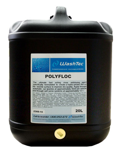 WashTec Hyperfloc, 20L (Polyfloc)