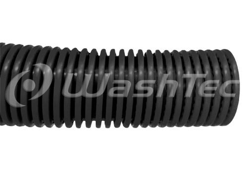 """1.5"""" Vacuum Hose - Black (15ft) PREMIUM Quality"""