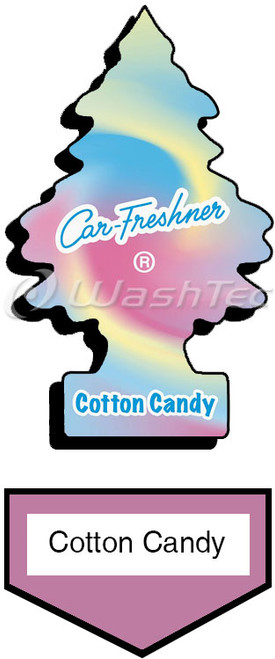 Little Trees - Cotton Candy Decal Overlay - FREE