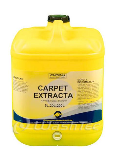 Carpet Extracta - 5L
