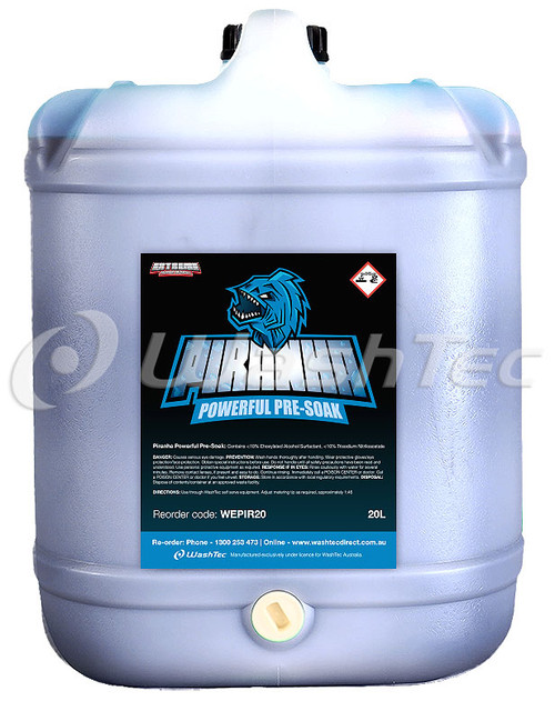 Extreme - Piranha Powerful Pre-Soak (20L)