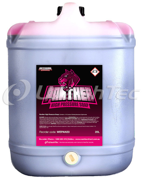 Extreme - Panther High-Pressure Soap (20L)
