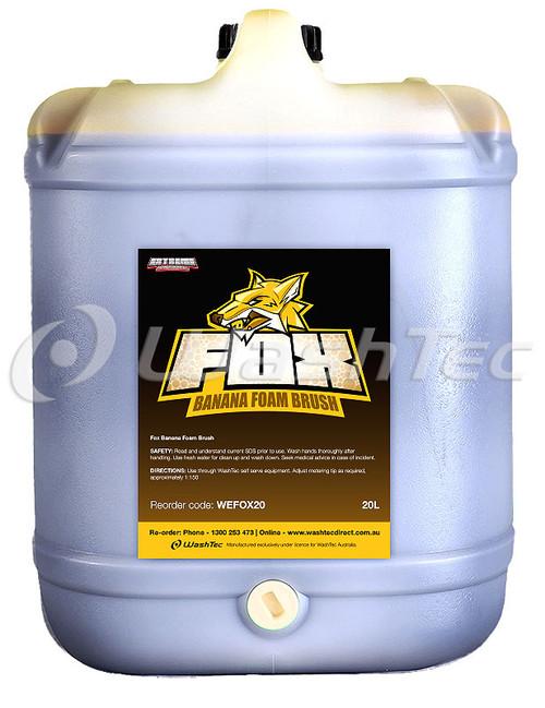 Extreme - Fox Banana Foam Brush (20L)