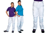 Shield Ladies Trouser - White/Turquoise