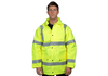 Shield Hi-Vis Long Coat