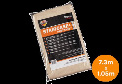 Shield Staircase + Dust Sheet - 7.3m x 1.05m
