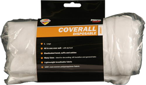Shield Disposable Coverall
