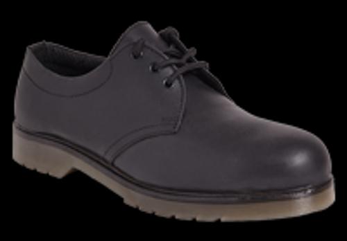 SS100 Safety Shoe - Black