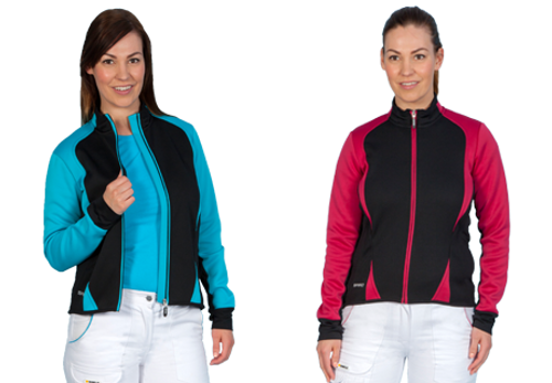 Ladies Soft Shell Jacket - Various Colours