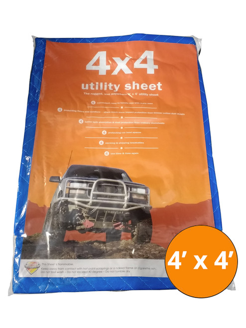 Shield 4x4 Utility Sheet