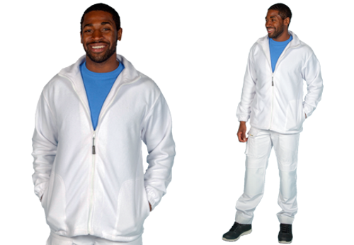 Shield Painters Fleece Jacket
