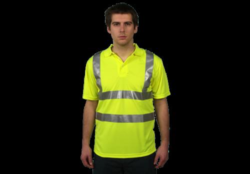 Shield Hi-Vis Polo Shirt