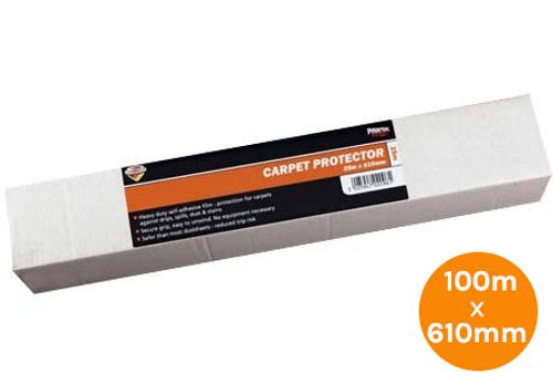 Shield Carpet Protector - 100m x 610mm