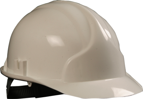Shield Supersafe Helmet - White or Yellow