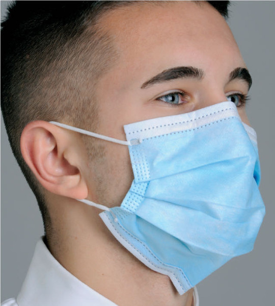 3-Ply Surgical Loop Masks (FDA Approved)