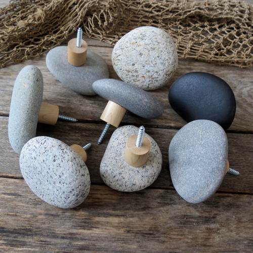 Stone Wall Hooks variety of colors