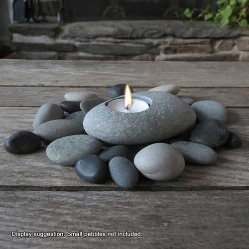 Natural Bach Stone Tealight