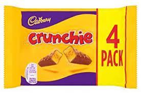 Cadbury Crunchie 4 Pack