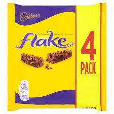 Cadbury Flake 4 Pack