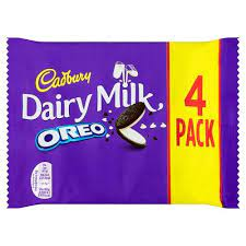 Cadbury Dairy Milk Oreo 4 Pack