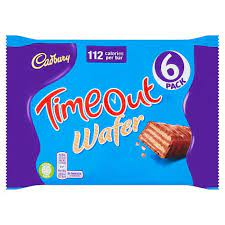 Cadbury Time Out  6 Pack