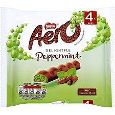 Aero Milk Peppermint 4 Pack