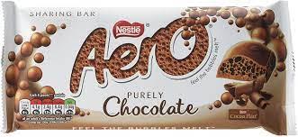 Aero Milk 100G